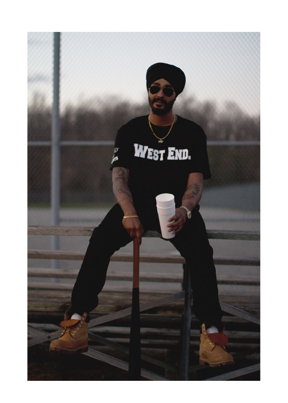 West End Tee