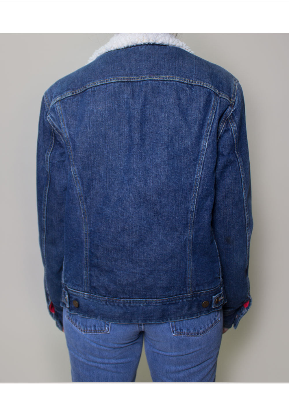 Lee Lined Denim Jacket