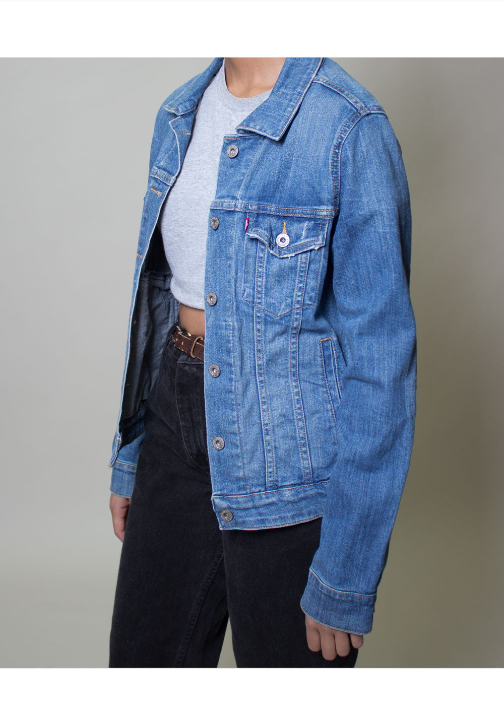 Selena Levis Denim Jacket