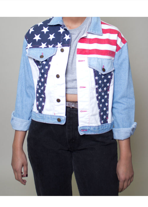 All American Denim Jacket