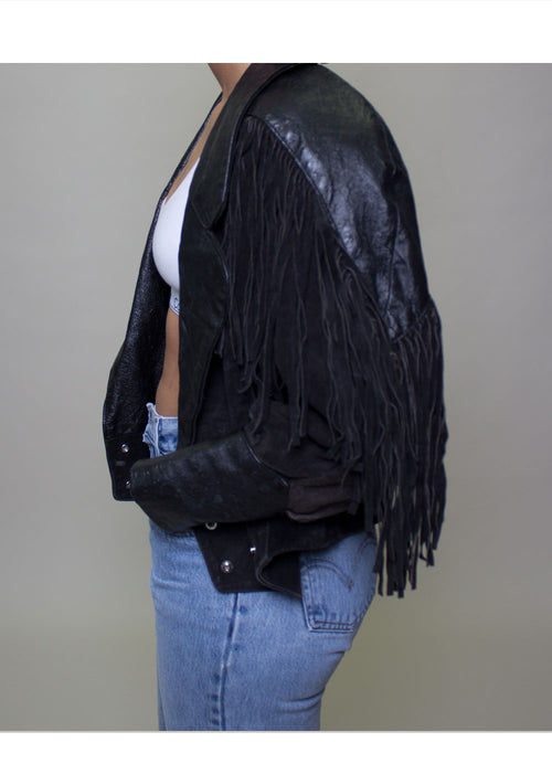 Wild West Fringe Jacket