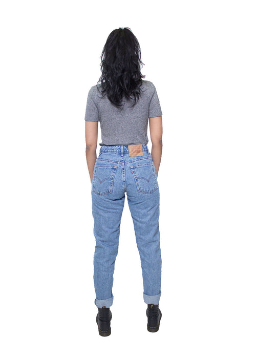Levis Jeans-Med Shade