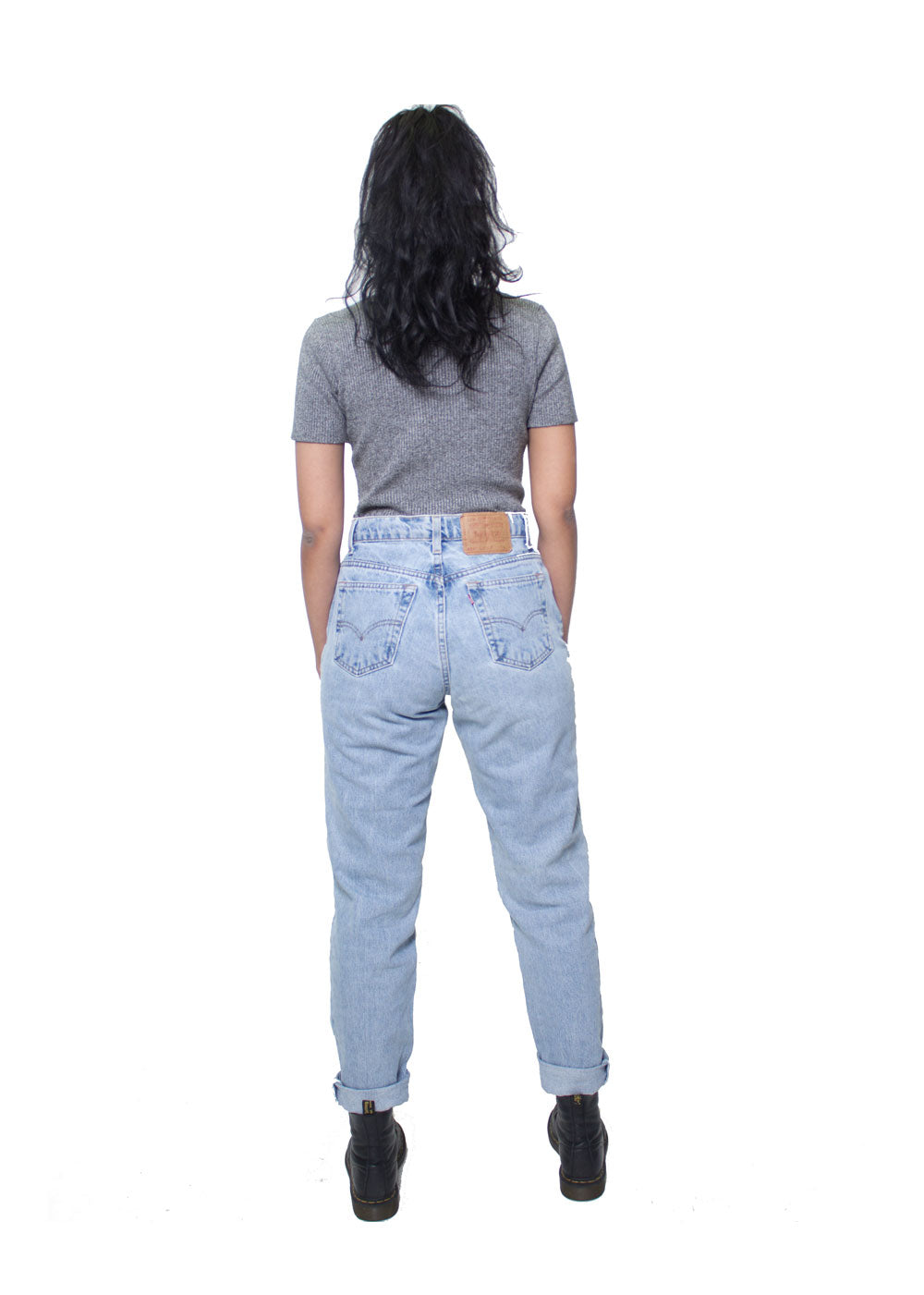 Levis Jeans-Light Wash