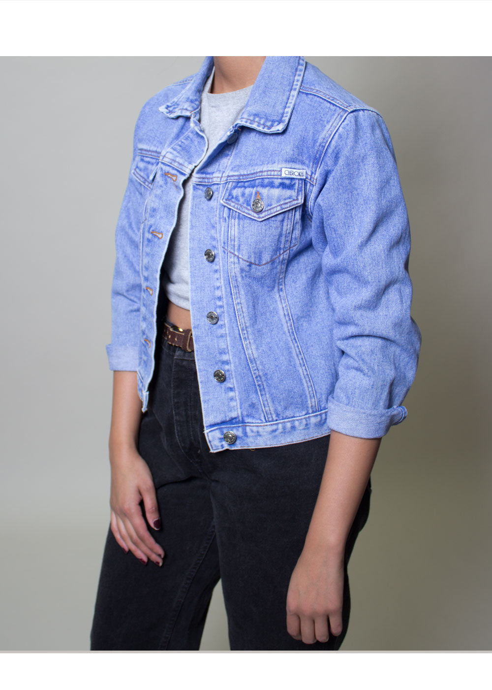 Lana Denim Jacket