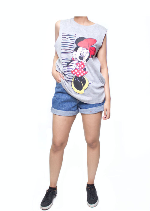 Reversible Minnie Mouse Tee