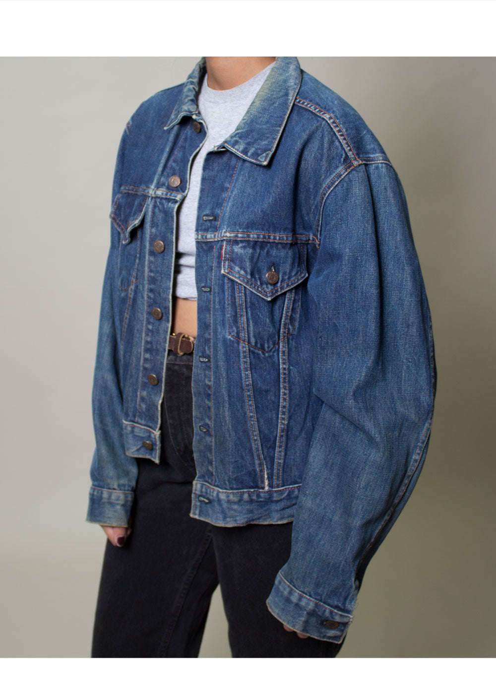 Dark LEVIS Denim Jacket