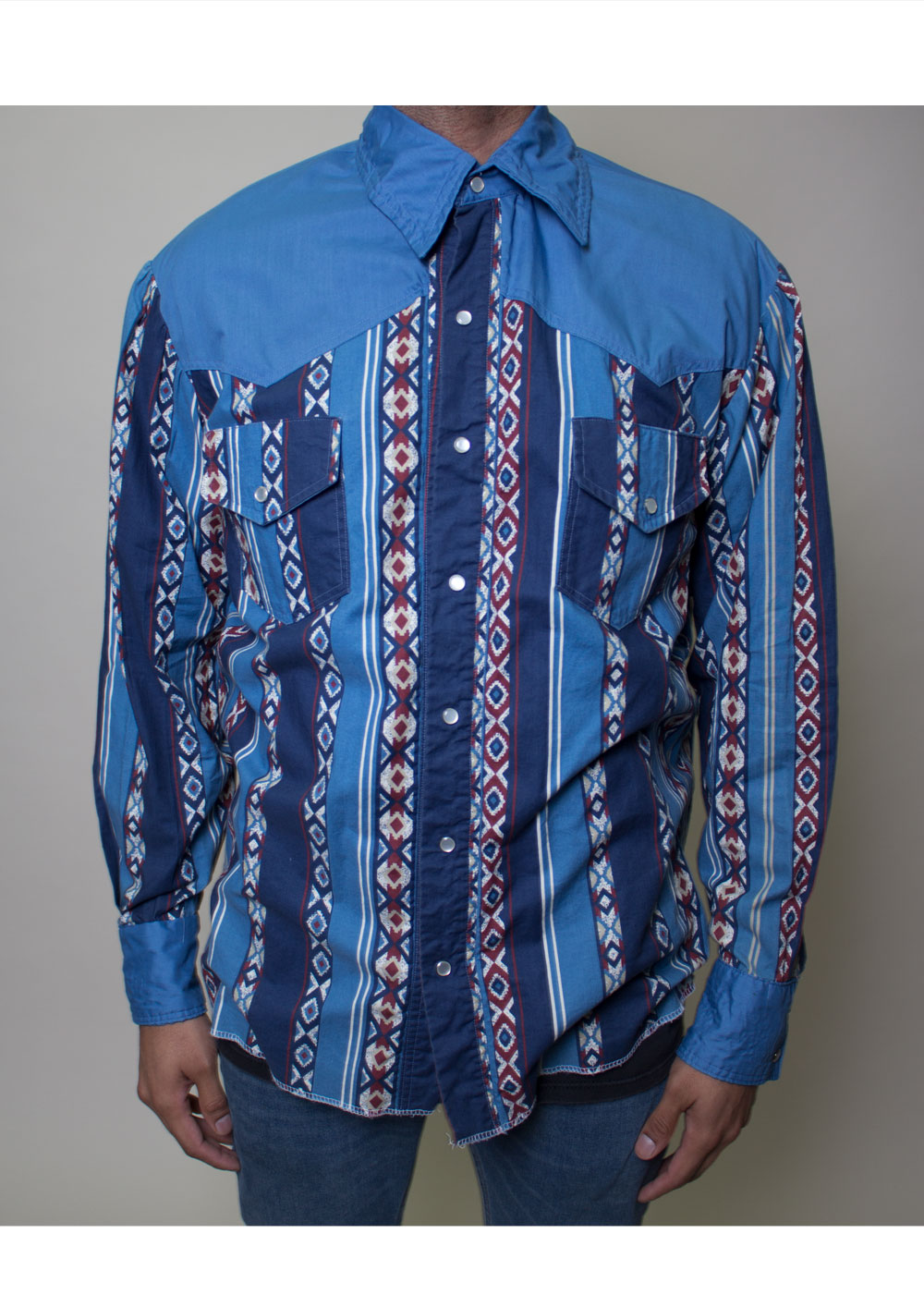 Jonas Button-Up Shirt