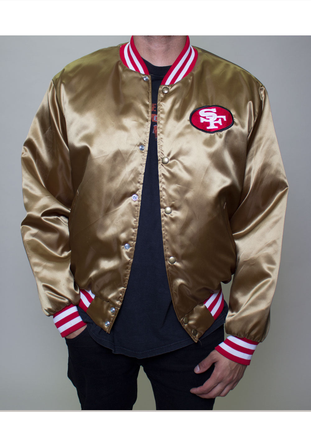 San Francisco Bomber Jacket