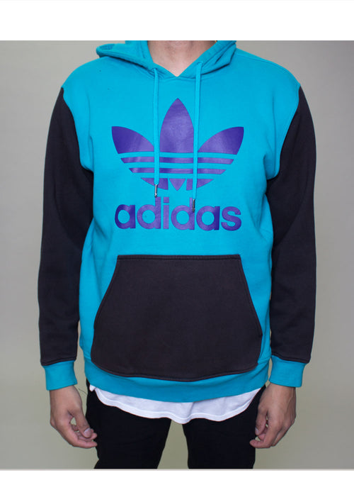 Bright Blue Adidas Sweatshirt