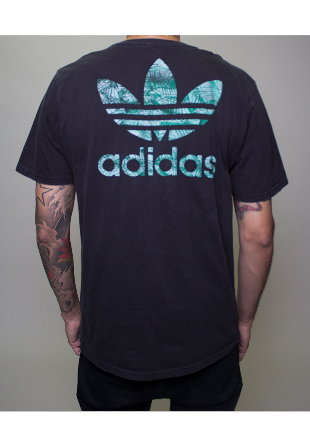 Boston Celtics Adidas Tee