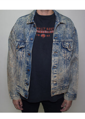 Wrangler Lined Denim Jacket