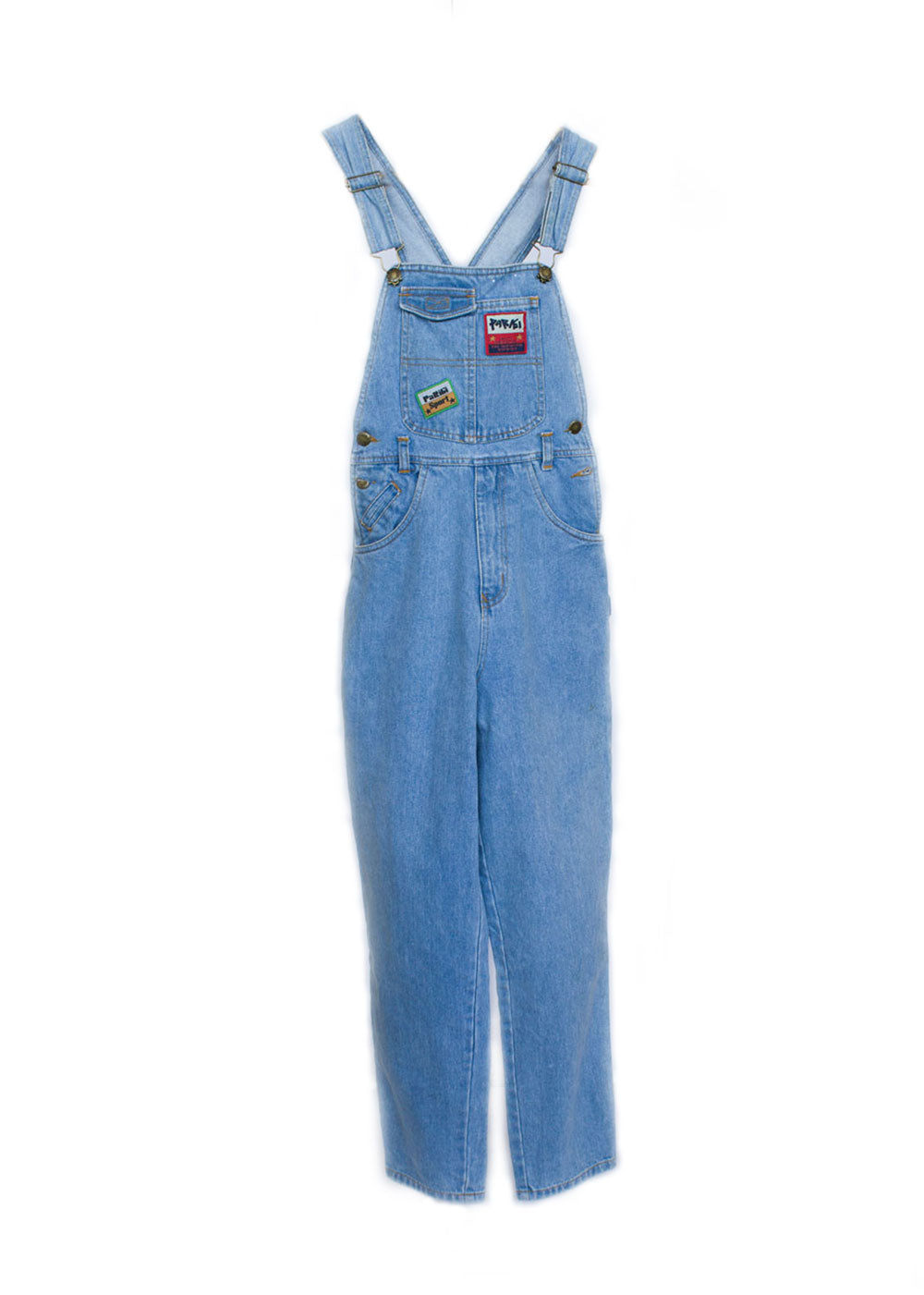 Steff Long Overalls