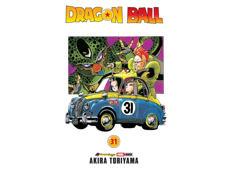 DRAGON BALL N.31