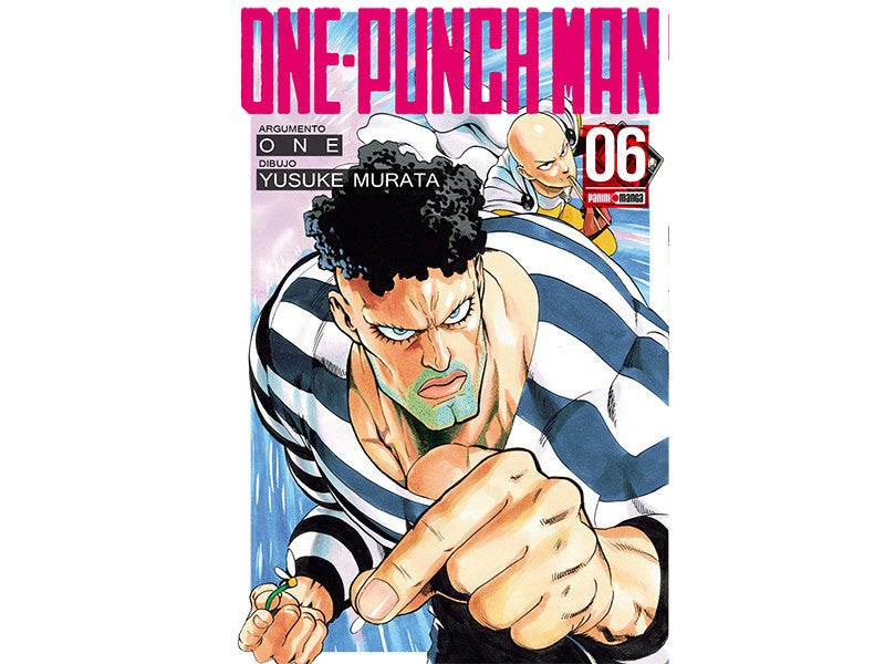 ONE PUNCH MAN N.6