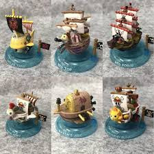 Gashapon Barco One Piece