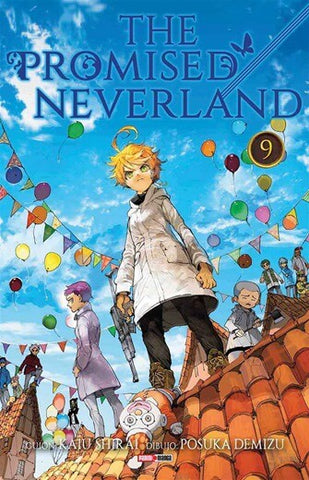 THE PROMISED NEVERLAND N.9
