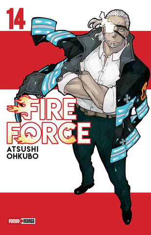 FIRE FORCE N.14