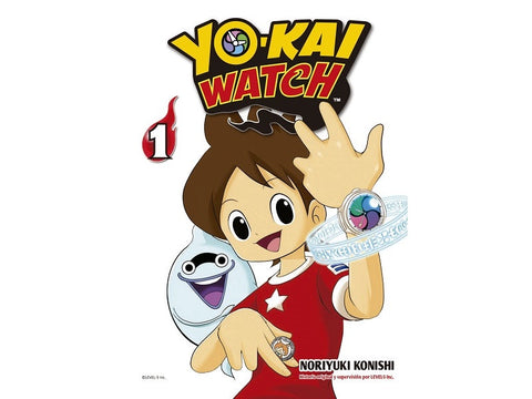 YOKAI WATCH N.1