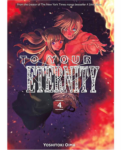 TO YOUR ETERNITY 4 INGLES