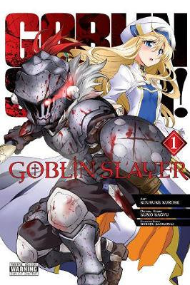 GOBLIN SLAYER 1 INGLES