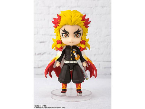 Preventa Demon Slayer Kimetsu no Yaiba Figuarts mini Kyojuro Rengoku