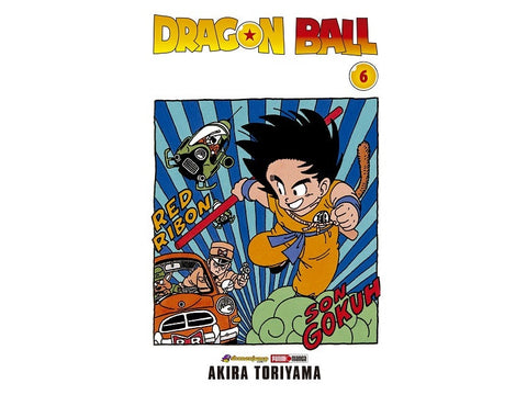 DRAGON BALL N.6