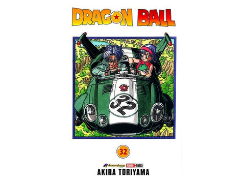 DRAGON BALL N.32