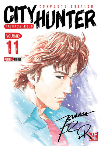 CITY HUNTER N.11
