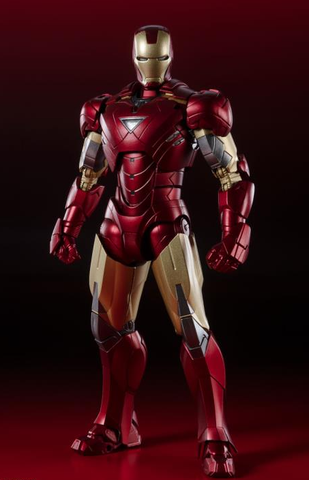 Preventa S.H.Figuarts Ironman MK-6 Battle of New  York Edition Avengers