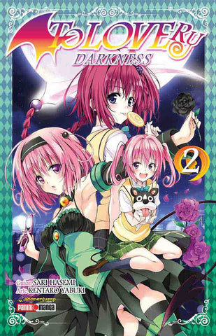 TO LOVE RU: DARKNESS N.2