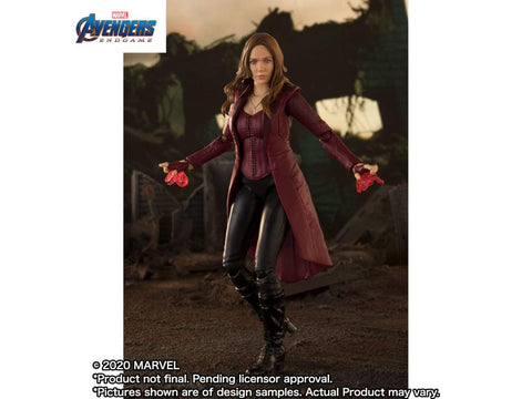 Preventa S.H.Figuarts Scarlet Witch (Avengers: Endgame)