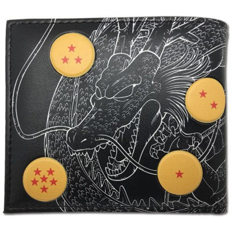 Cartera Dragon Ball Super Dragon Balls Bifold Negra