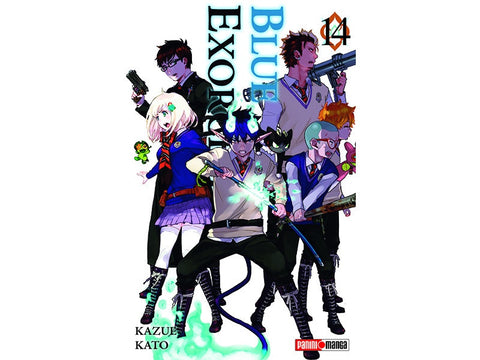 BLUE EXORCIST N.14