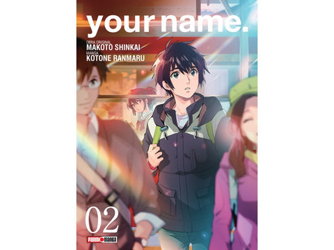 YOUR NAME N.2