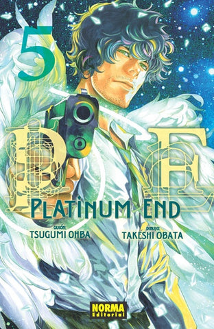 PLATINUM END 5 EUROPA