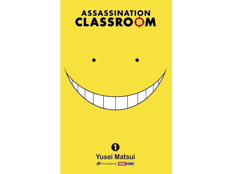 ASSASSINATION CLASSROOM N.1