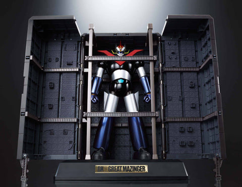Great Mazinger Mazinger Z