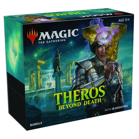 Magic the Gathering: THEROS BEYOND DEATH Bundle - ENGLISH