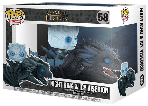 Funko night king icy viserion 58
