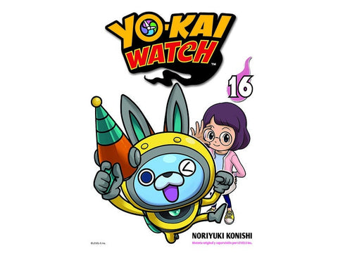 YOKAI WATCH N.16