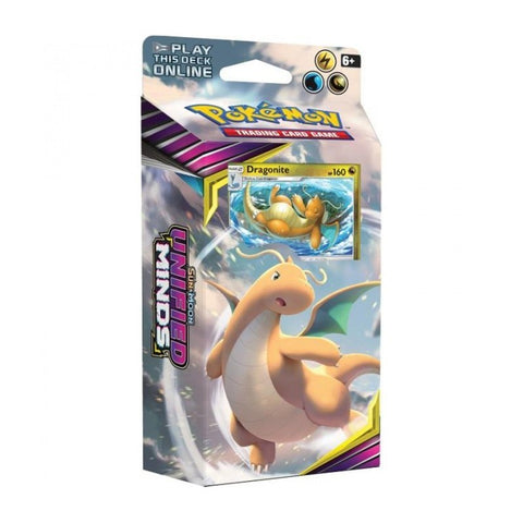 Pokemon Sun and moon Deck Mentes Unidas cosnigna