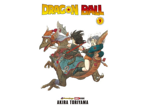 DRAGON BALL N.9