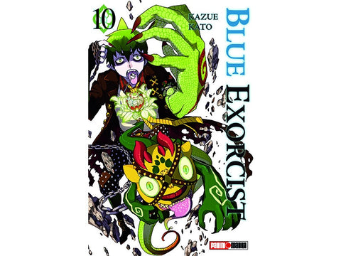 BLUE EXORCIST N.10