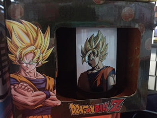 Taza Coleccionable V.2 Dragon Ball Goku