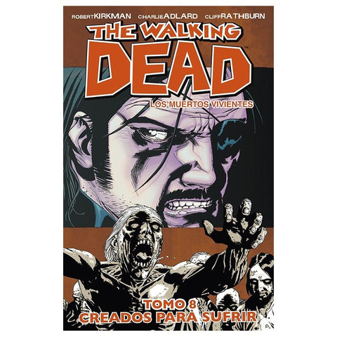 THE WALKING DEAD N.8