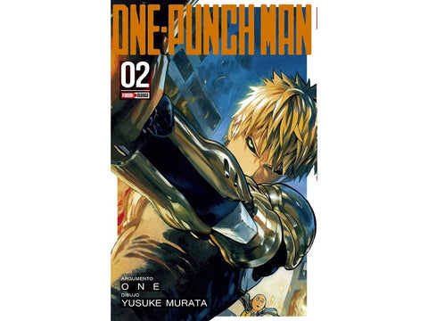 ONE PUNCH MAN N.2