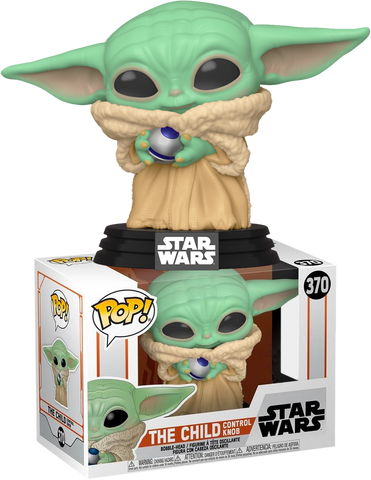 Funko The Child 370 Exclusive Game Stop