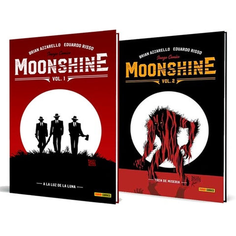 MOONSHINE - PACK