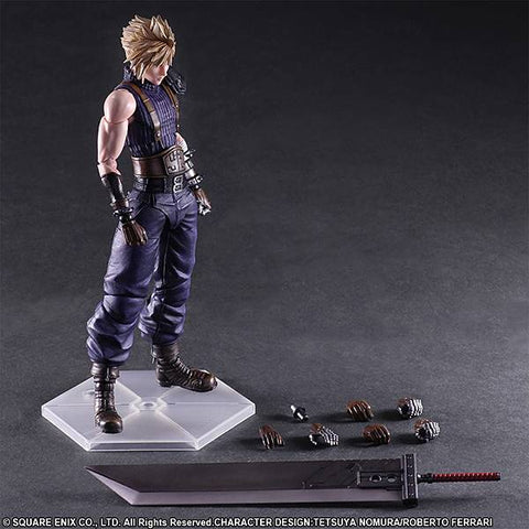 Final Fantasy VII No. 1 Cloud Strife