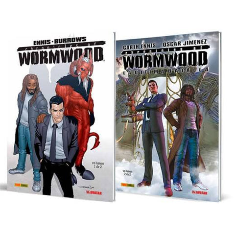WORMWOOD (HC) - PACK